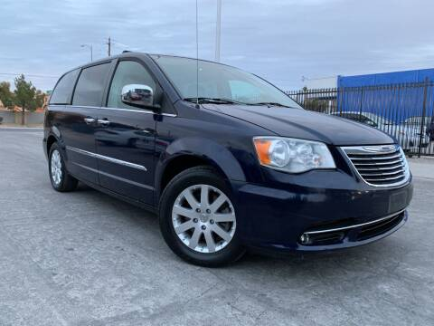 2012 Chrysler Town and Country for sale at Boktor Motors in Las Vegas NV