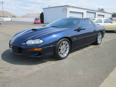 2001 Chevrolet Camaro for sale at Top Notch Motors in Yakima WA