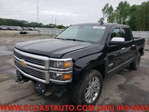 2015 Chevrolet Silverado 1500 for sale at East Coast Auto Source Inc. in Bedford VA