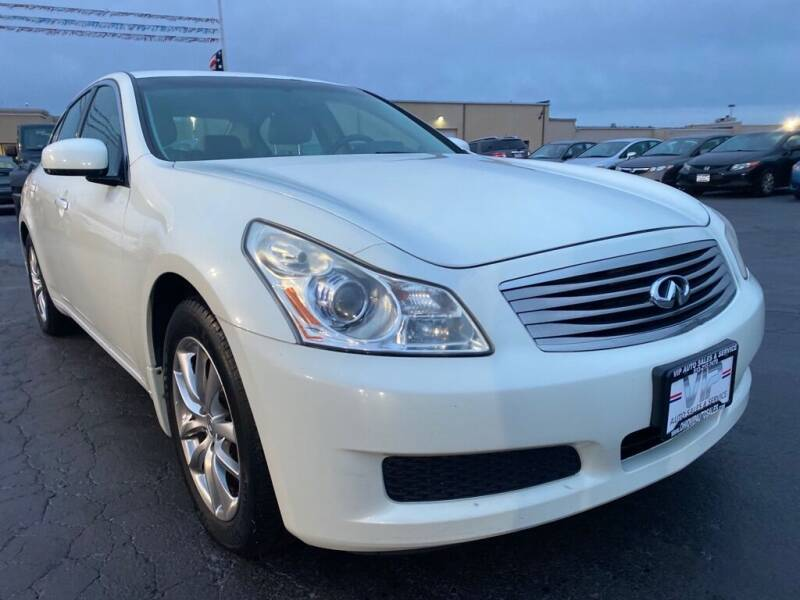 2007 Infiniti G35 for sale at VIP Auto Sales & Service in Franklin OH