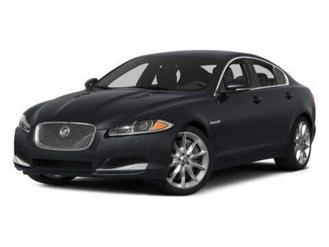 2015 Jaguar XF for sale at DAVID McDAVID HONDA OF IRVING in Irving TX