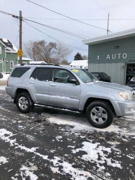 2005 Toyota 4Runner for sale at SHEFFIELD MOTORS INC in Kenosha WI