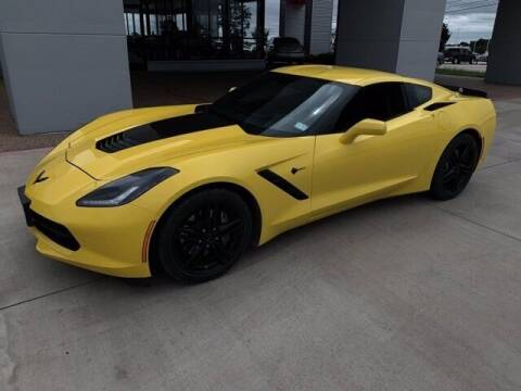 2016 Chevrolet Corvette for sale at Jerry's Buick GMC in Weatherford TX