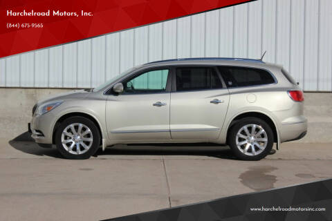 2016 Buick Enclave for sale at Harchelroad Motors, Inc. in Imperial NE