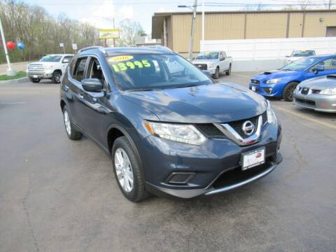 2016 Nissan Rogue for sale at Auto Land Inc in Crest Hill IL