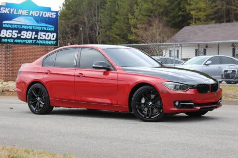 2014 BMW 3 Series for sale at Skyline Motors in Louisville TN
