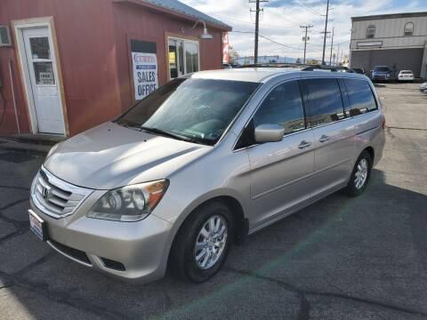 2008 Honda Odyssey for sale at Curtis Auto Sales LLC in Orem UT