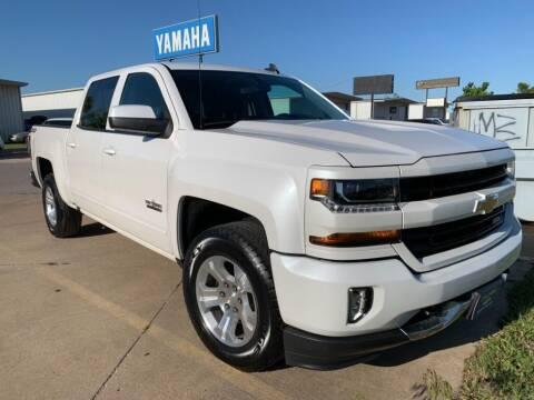 2018 Chevrolet Silverado 1500 for sale at Lumpy's Auto Sales in Oklahoma City OK