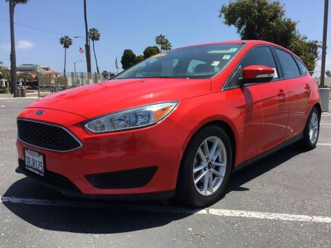 2016 Ford Focus for sale at Auto Max of Ventura in Ventura CA
