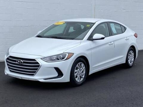 2017 Hyundai Elantra for sale at TEAM ONE CHEVROLET BUICK GMC in Charlotte MI