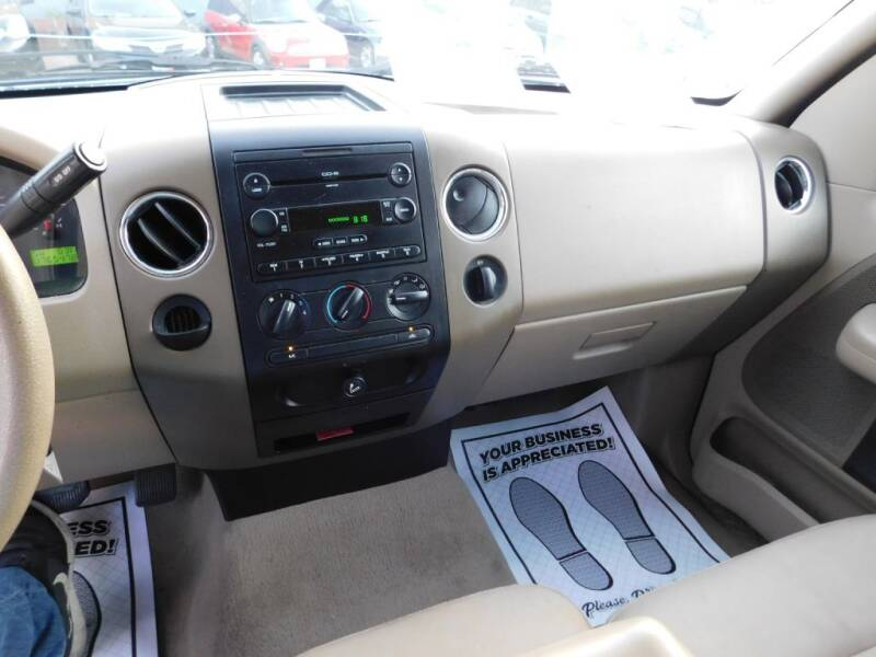 2006 Ford F-150 XLT 4dr SuperCrew Styleside 5.5 ft. SB - San Antonio TX
