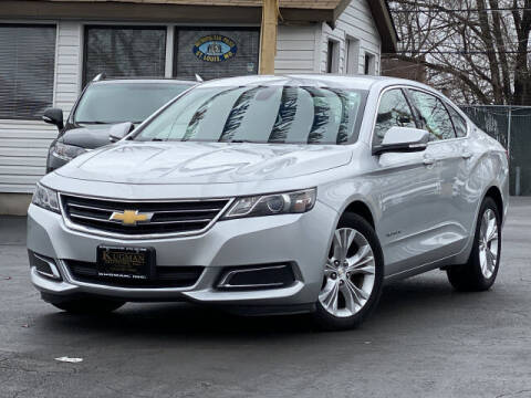 2014 Chevrolet Impala for sale at Kugman Motors in Saint Louis MO