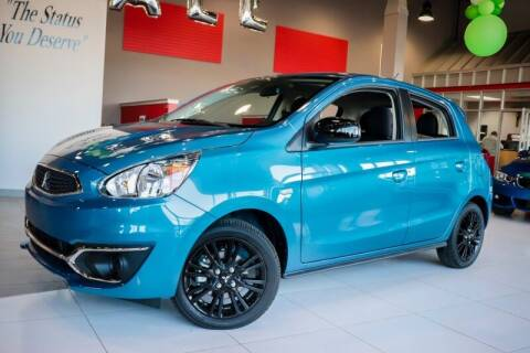 2020 Mitsubishi Mirage for sale at Quality Auto Center of Springfield in Springfield NJ