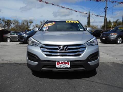 2013 Hyundai Santa Fe Sport for sale at Empire Auto Sales in Modesto CA