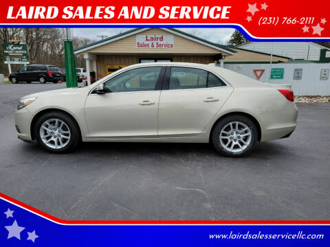 2013 Chevrolet Malibu for sale at LAIRD SALES AND SERVICE in Muskegon MI