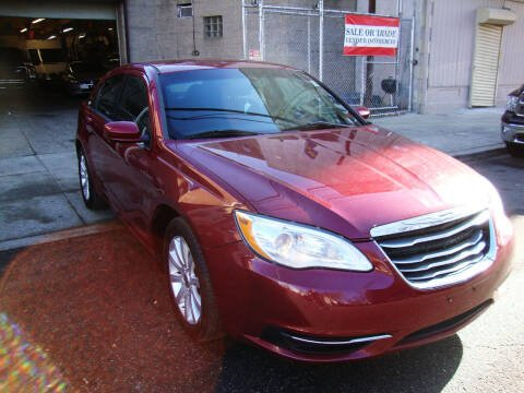 2011 Chrysler 200 for sale at Discount Auto Sales in Passaic NJ