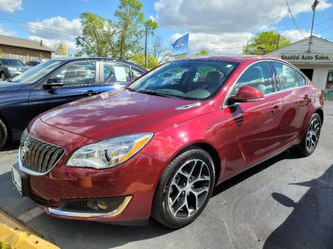 2017 Buick Regal for sale at Shaddai Auto Sales in Whitehall OH