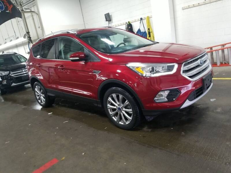 2018 Ford Escape for sale at Automotive Toy Store LLC in Mount Carmel PA