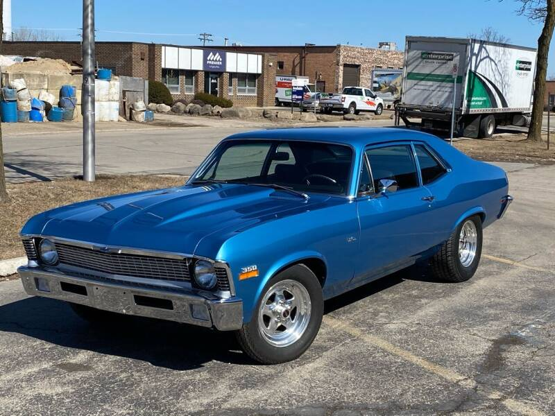 1970 Chevrolet Nova for sale at MGM CLASSIC CARS in Addison IL