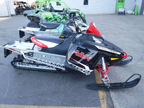 2012 Polaris 800 Pro-RMK® 155 for sale at Road Track and Trail in Big Bend WI