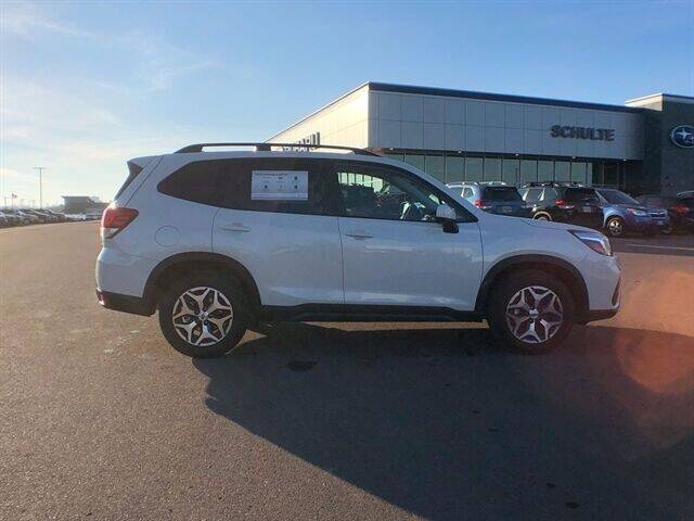 2021 Subaru Forester for sale in Sioux Falls, SD