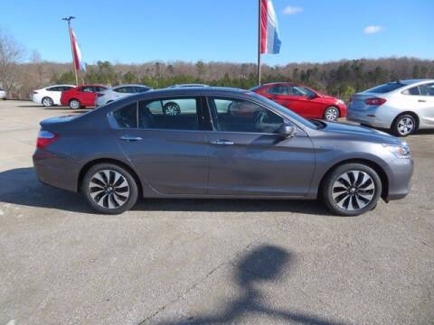 2014 Honda Accord Hybrid for sale at DICK BROOKS PRE-OWNED in Lyman SC
