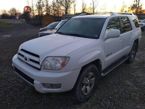 2003 Toyota 4Runner for sale at Seneca Motors, Inc. (Seneca PA) in Seneca PA