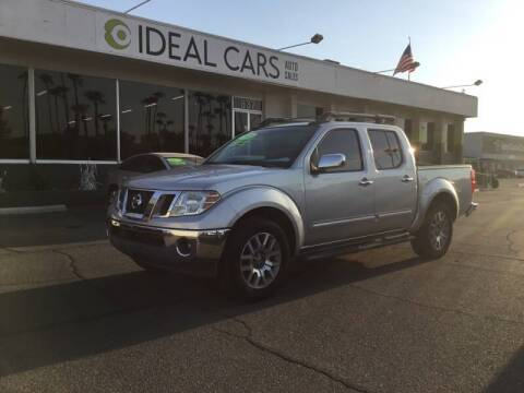 2009 Nissan Frontier for sale at Ideal Cars in Mesa AZ