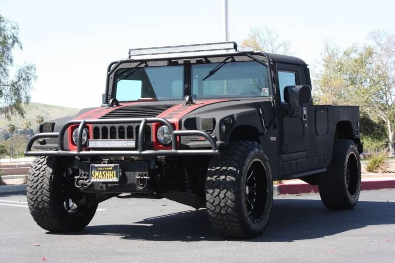 1997 AM General Hummer for sale in San Juan Capistrano, CA