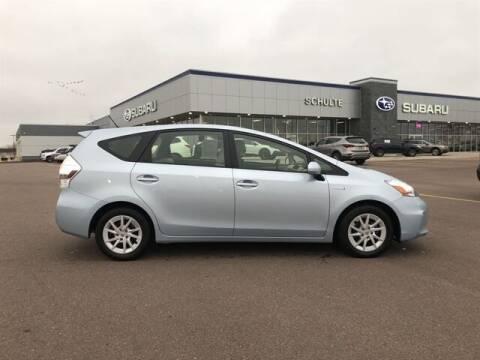 2014 Toyota Prius v for sale at Schulte Subaru in Sioux Falls SD
