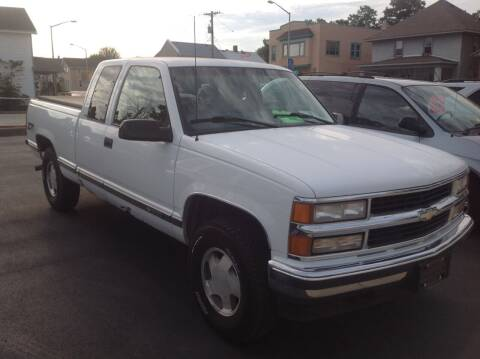 1998 Chevrolet C/K 1500 Series for sale at Sindic Motors in Waukesha WI