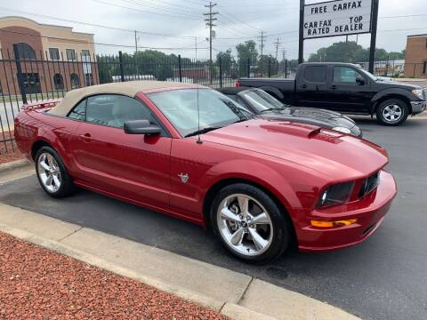 2009 Ford Mustang for sale at Auto Sports in Hickory NC