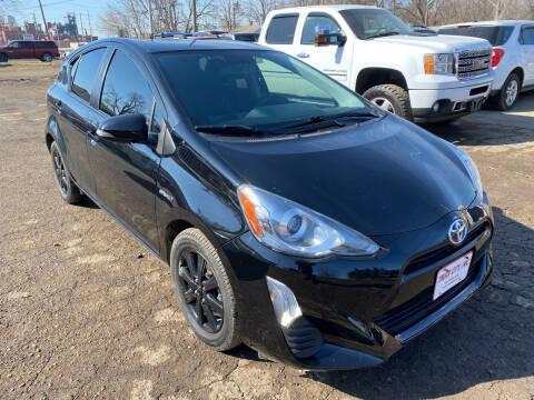 2016 Toyota Prius c for sale at Truck City Inc in Des Moines IA