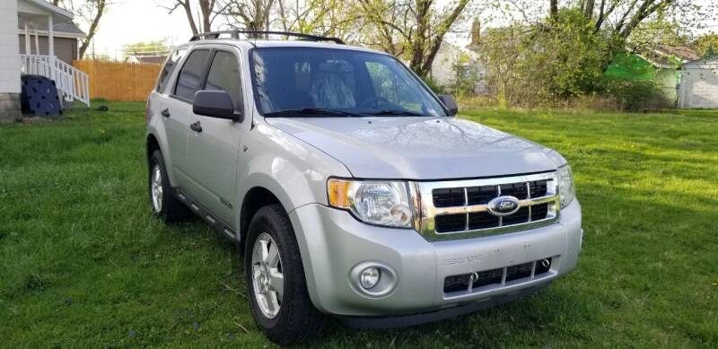 2008 Ford Escape for sale at Cleveland Avenue Autoworks in Columbus OH
