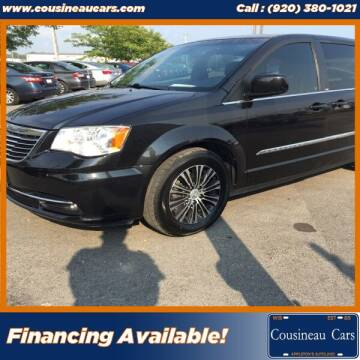 2014 Chrysler Town and Country for sale at CousineauCars.com in Appleton WI