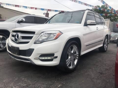2013 Mercedes-Benz GLK for sale at Cypress Motors of Ridgewood in Ridgewood NY