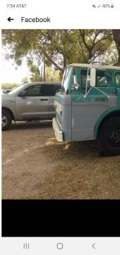 1963 Ford F-700 for sale at CLASSIC MOTOR SPORTS in Winters TX