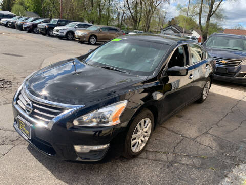 2015 Nissan Altima for sale at PAPERLAND MOTORS in Green Bay WI