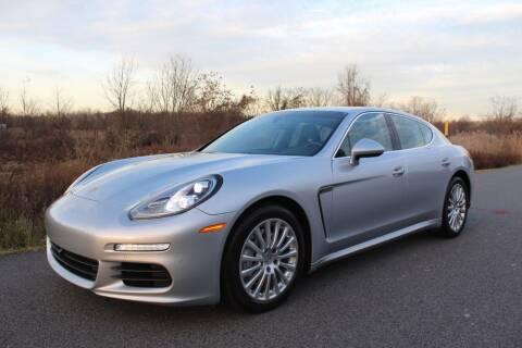 2014 Porsche Panamera for sale at Vantage Auto Wholesale in Lodi NJ