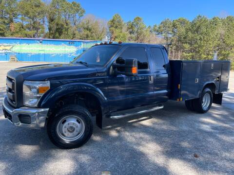 2014 Ford F-350 Super Duty for sale at Selective Imports in Woodstock GA