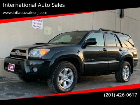 2006 Toyota 4Runner for sale at International Auto Sales in Hasbrouck Heights NJ