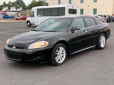 2012 Chevrolet Impala for sale at CAR SPOT INC in Philadelphia PA