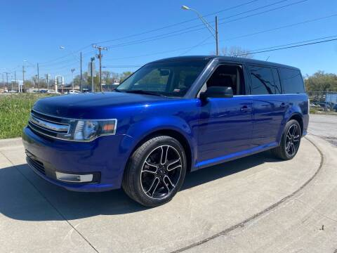 2013 Ford Flex for sale at Xtreme Auto Mart LLC in Kansas City MO