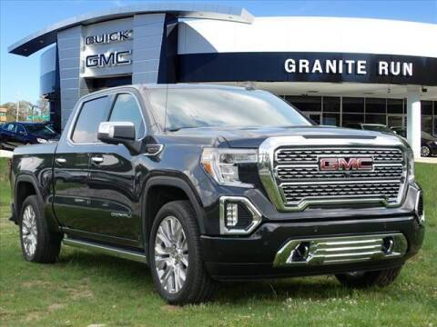 2020 GMC Sierra 1500 for sale at GRANITE RUN PRE OWNED CAR AND TRUCK OUTLET in Media PA