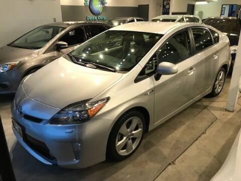 2012 Toyota Prius for sale at PRIUS PLANET in Laguna Hills CA