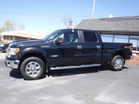 2013 Ford F-150 for sale at Rob Co Automotive LLC in Springfield TN