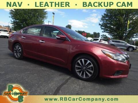 2017 Nissan Altima for sale at R & B Car Company in South Bend IN