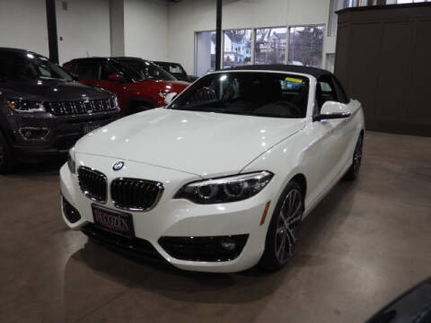 2018 BMW 2 Series for sale at Montclair Motor Car in Montclair NJ