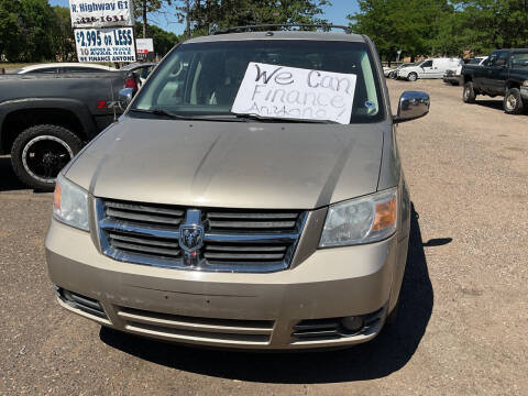 2008 Dodge Grand Caravan for sale at Continental Auto Sales in White Bear Lake MN