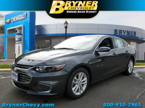 2018 Chevrolet Malibu for sale at BRYNER CHEVROLET in Jenkintown PA